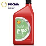 Aeroshell Oil W100 Plus,  1 коробка (12*0,946 л)