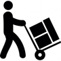 person-transporting-box-with-a-shopping-cart_318-29485