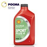 AeroShell Oil Sport Plus 4,    1 коробка (12*1 л)